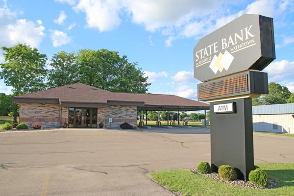 Bank Watertown Location