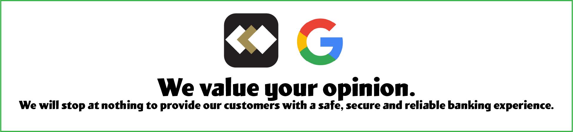 SBR logo. Google logo.