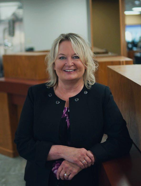 Jayne K. Adams - HR Director   Marketing